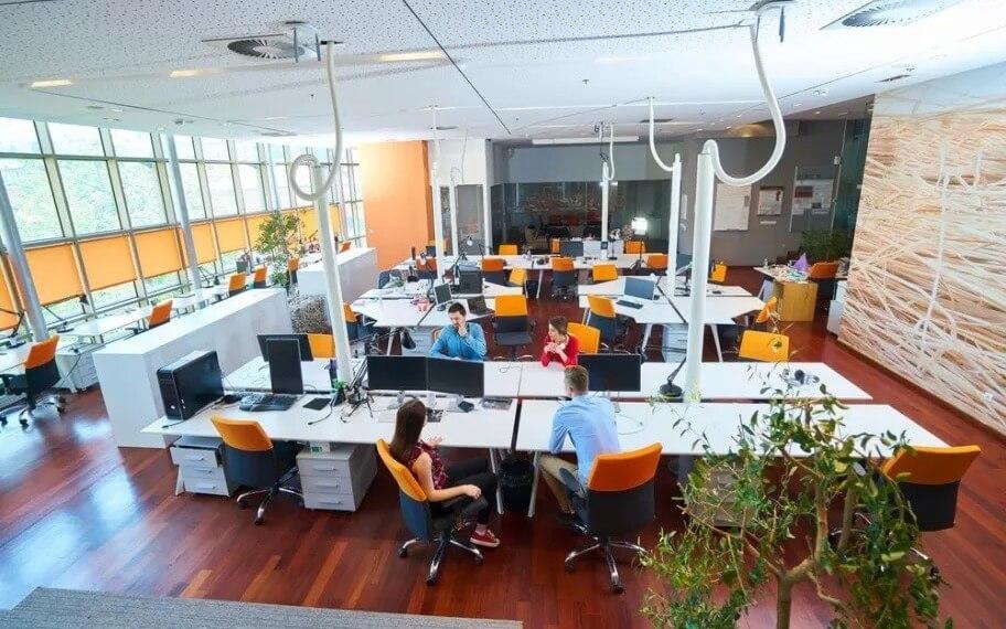 Эксперт через 30 лет офисы исчезнут